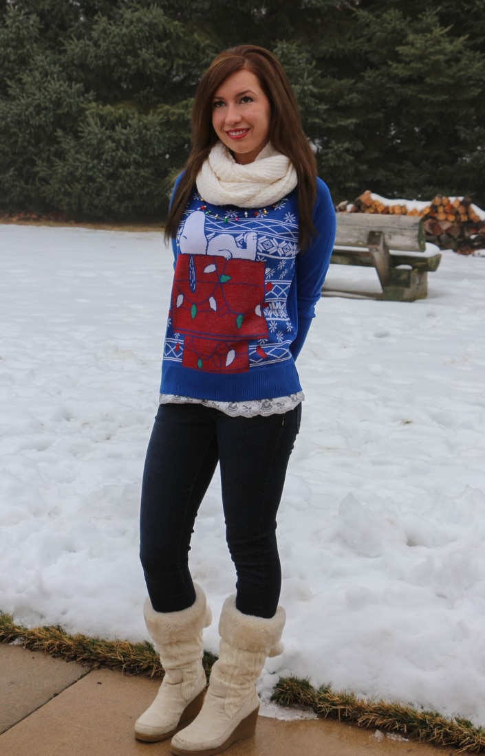 """""""ugly"""" sweater season  have clothes will travelhave"""